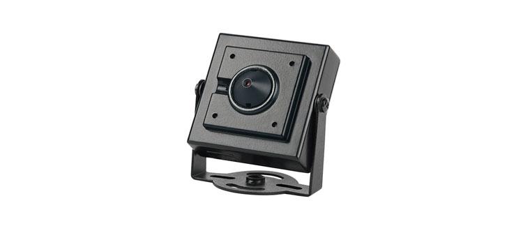 دوربین های مینیاتوری یا Pin Hole - انواع دوربین مداربسته