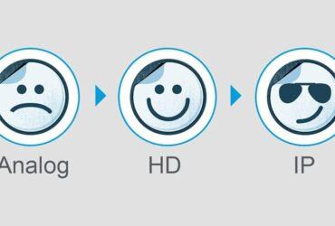 انواع دوربین های مداربسته بر اساس تکنولوژی ساخت