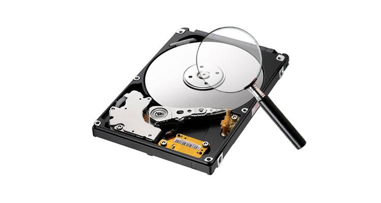 محاسبه فضای ذخیره سازی دوربین مداربسته - هارد دیسک